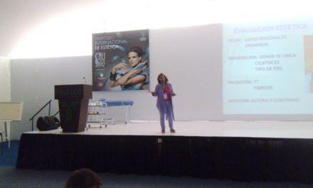 PATRICIA BERNAL EN CALI EXPO SHOW 2012