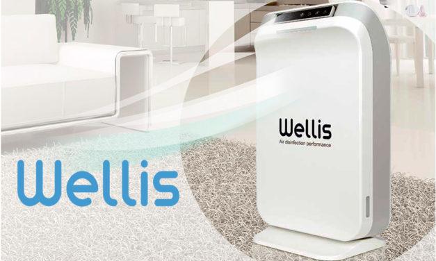 Wellis elimina con efectividad el 99,9% de todos los patógenos