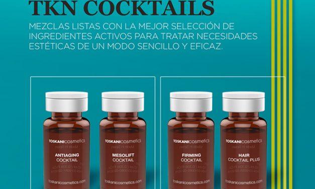 TKN Cocktails para rostro y cabello